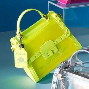 Disney x ALDO Cinderella Bobbidi-boo Green Handbag